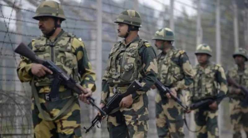 BSF detects tunnel along India-Pakistan border in Jammu's Samba | Sangbad Pratidin