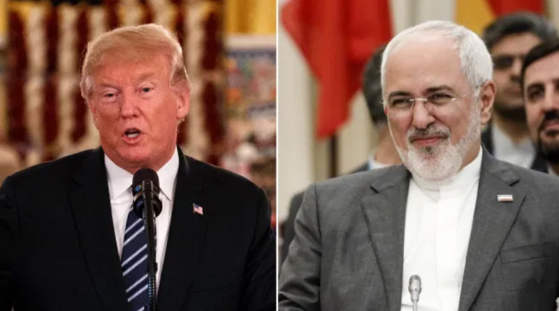 Trump aims to fabricate 'pretext for war': Iran's Foreign Minister। Sangbad Pratidin