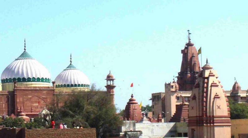Krishna Janmabhoomi issue: Shahi Idgah panel files plea in court। Sangbad Pratidin