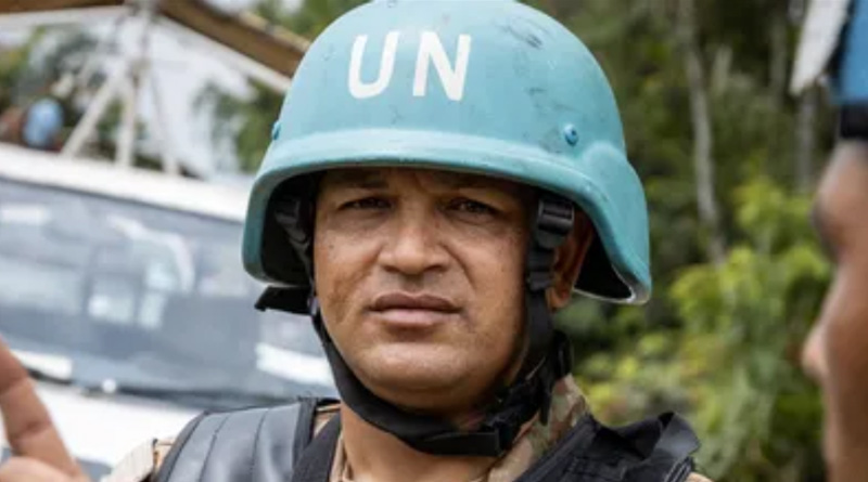 Pakistan Army colonel found converting UN mission employees to Islam in Congo। Sangbad Pratidin