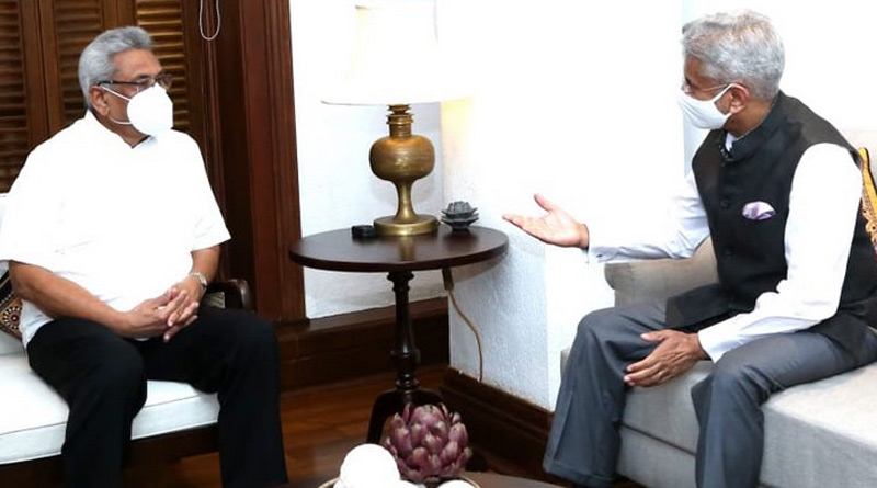 India stands for rights of Tamil people within a united Sri Lanka: Jaishankar's message to Colombo। Sangbad Pratiidn