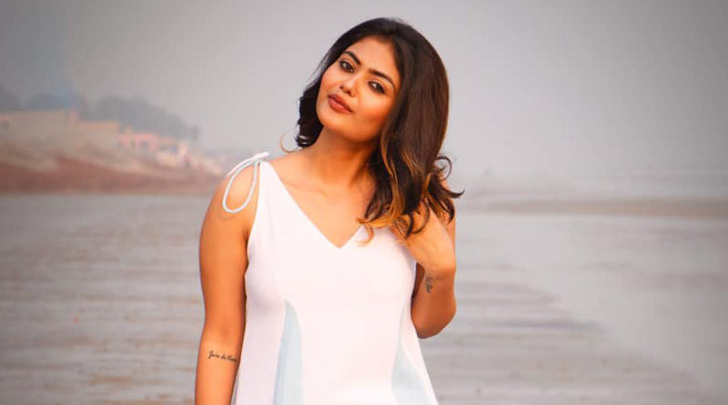 Saayoni Ghosh posted adorable video   Sangbad Pratidin