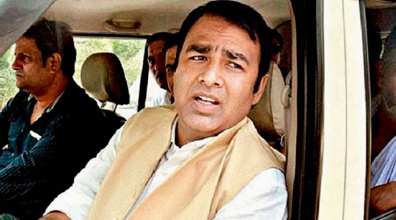 BJP MLA Sangeet Som sparks controversy with his remark on COVID-19 vaccine | Sangbad Pratidin
