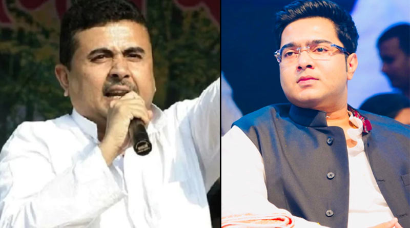 BJP leader Suvendu Adhikari answers TMC youth leader Abhishek Banerjee's criticism | Sangbad Pratidin