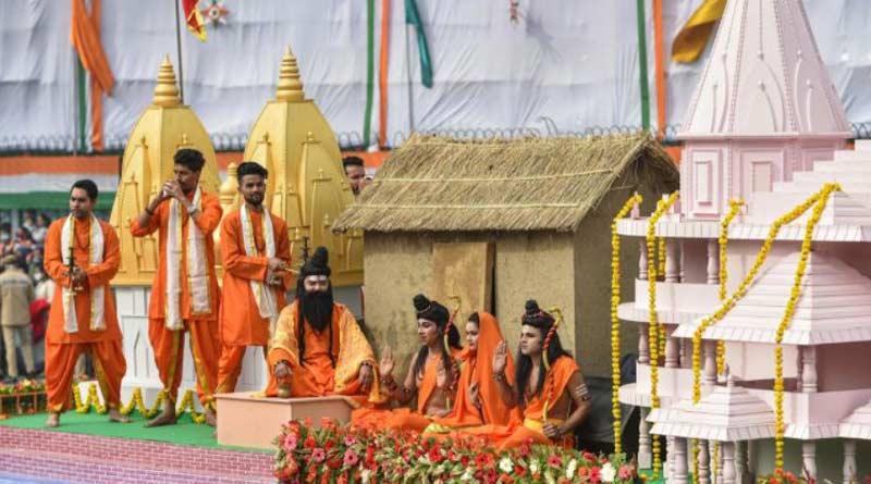 Uttar Pradesh's Republic Day tableau showcasing Ayodhya Ram temple replica bags first prize