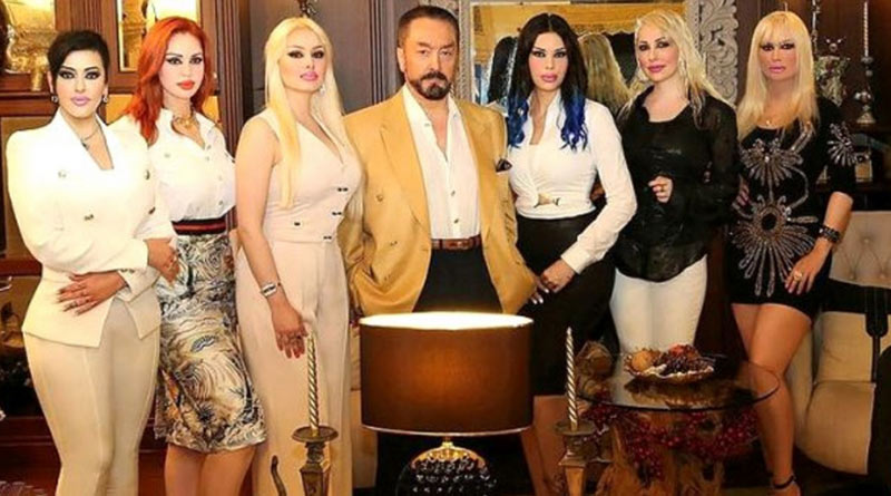 Turkish preacher Adnan Oktar