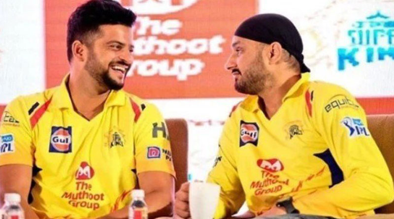 IPL 2021: Harbhajan Singh confirms he won't play for CSK, team retains raina | Sangbad Pratidin