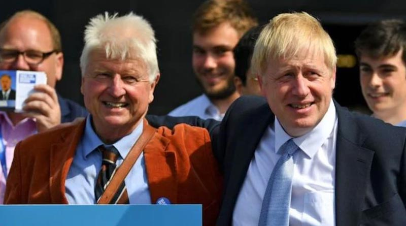 PM Boris Johnson's father applying for French citizenship | Sangbad Pratidin