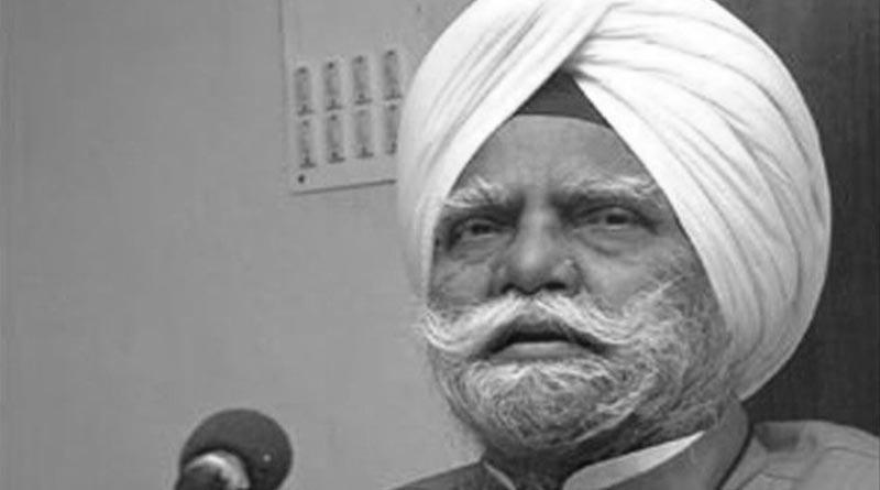 former Union minister Buta Singh passes away | Sangbad Pratidin
