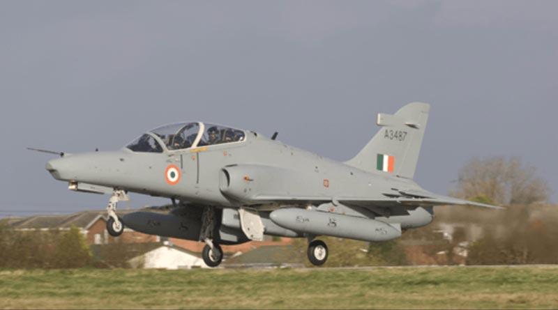 India test fires SAAW weapon from Hawk-i jet   Sangbad Pratidin