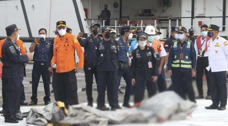 Body Parts Found At Indonesian Plane Crash Site, Say Investigators   Sangbad Pratidin
