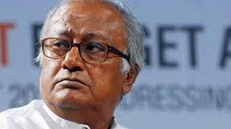 TMC MP Saugata Roy slams BJP's Sunil Mandal | Sangbad Pratidin