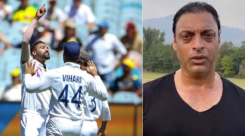 Support to Mohammed Siraj shows India's faith in their players regardless of caste and creed says former pak cricketer Shoaib Akhtar | Sangbad Pratidin