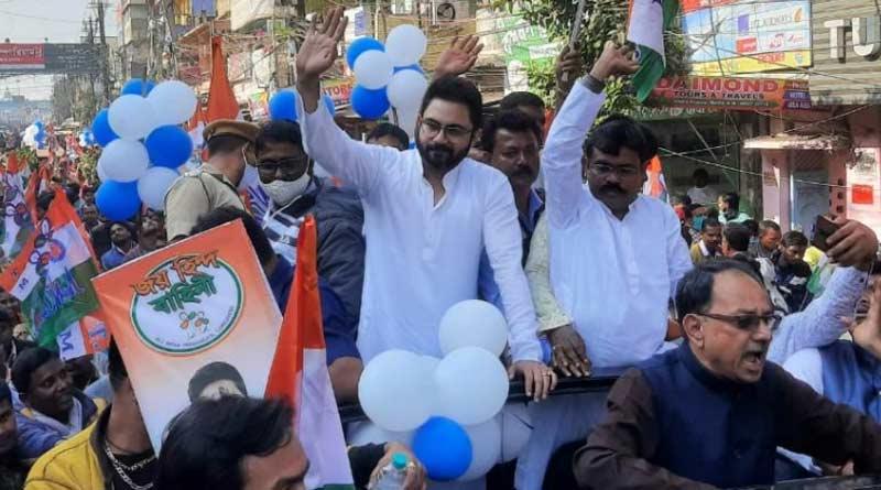 WB Assembly Polls: TMC candidate Soham Chakraborty is down with flu | Sangbad Pratidin