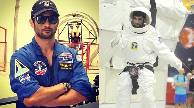 Sushant Singh Rajput's space film Chanda Mama Door Ke to be revived, said the director | Sangbad Pratidin