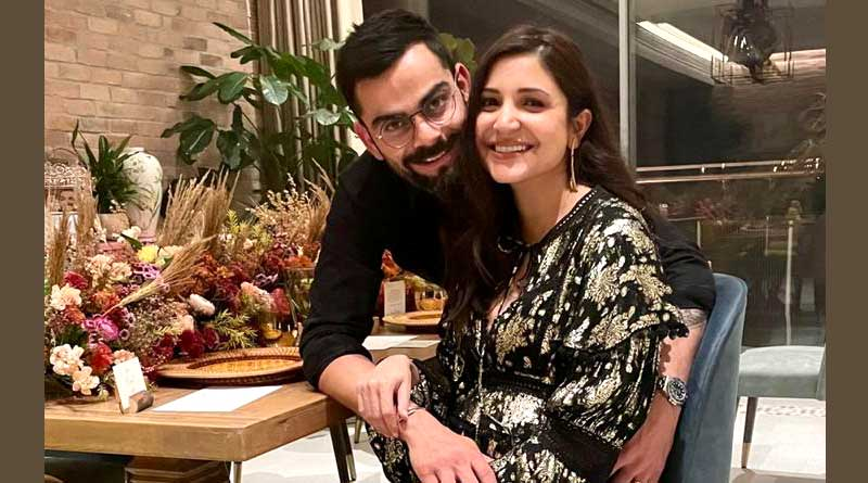 Virat Kohli, Anushka' Sharma's Covid-19 fund-raising campaign gathers steam, nearly Rs. 11 crore raised | Sangbad Pratidin
