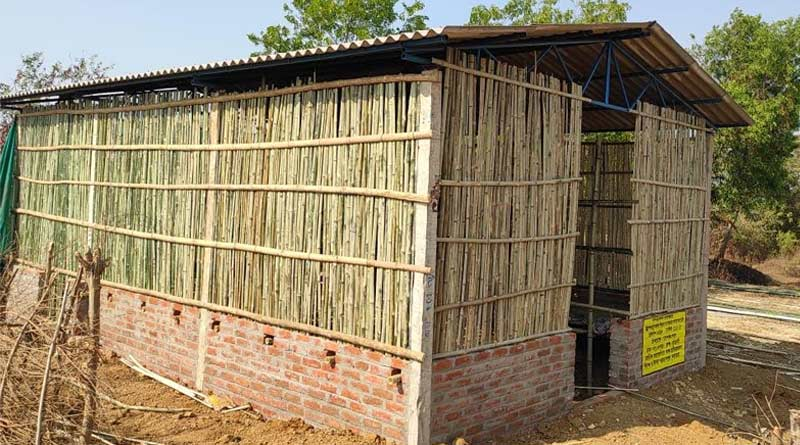 Jhargram administration makes special storage facility for farmers