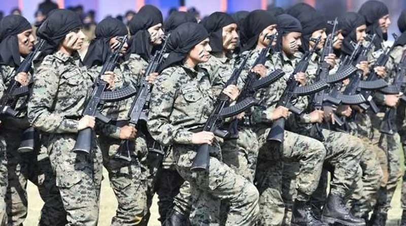 For first time, 34 women commandos inducted into CRPF's elite anti-Naxal CoBRA unit | Sangbad Pratidin