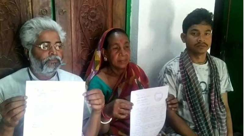 Farmer allegedly harassed for joining BJP in East Midnapore | Sangbad Pratidin