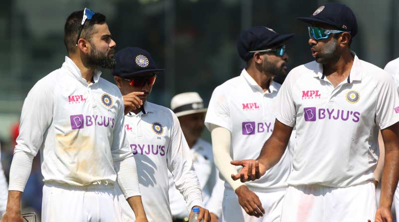 India vs England: team India in a good position at the end of 2nd day of 2nd test | Sangbad Pratidin