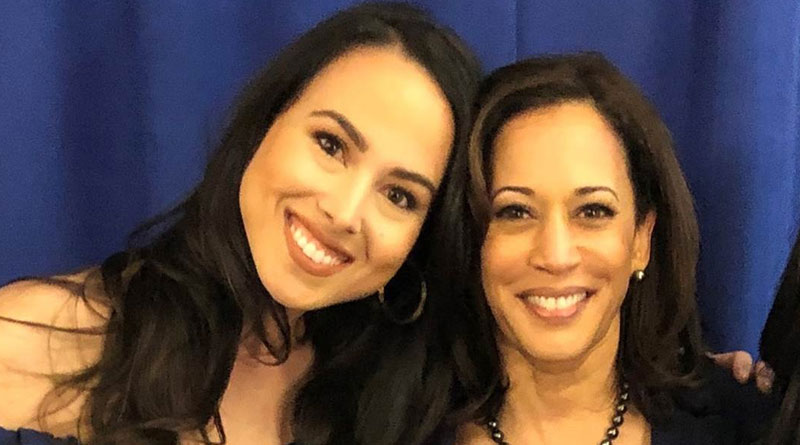 White House asks Kamala Harris' niece Meena not to use aunt for 'Building her brand' |SangbadPratidin
