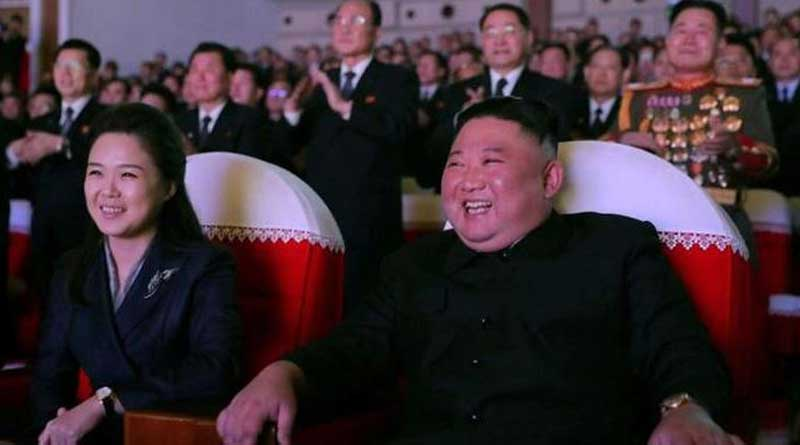 Kim Jong Un's wife reappears after unusual 1 year absence | Sangbad Pratidin