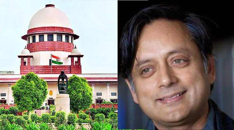 Supreme Court orders Shashi Tharoor and 6 Journalists Won't Be Arrested For Now | Sangbad Pratidin