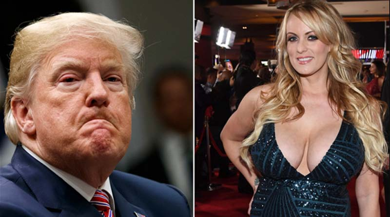 Adult actress Stormy Daniels may move court against Donald Trump | Sangbad Pratidin