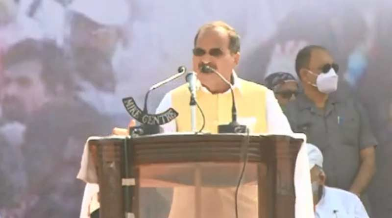 'Change is inevitable', says Congress leader Adhir Ranjan Chowdhury from brigade ground | Sangbad Pratidin
