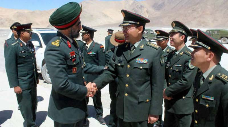 Tenth round of Corps commander level talks between India & China lasted for 16 hours | Sangbad Pratidin