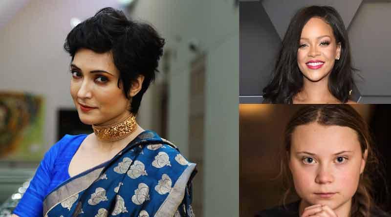 Rihanna, Greta Thunberg have no idea about what is happening in India: Arpita Chatterjee | Sangbad Pratidin