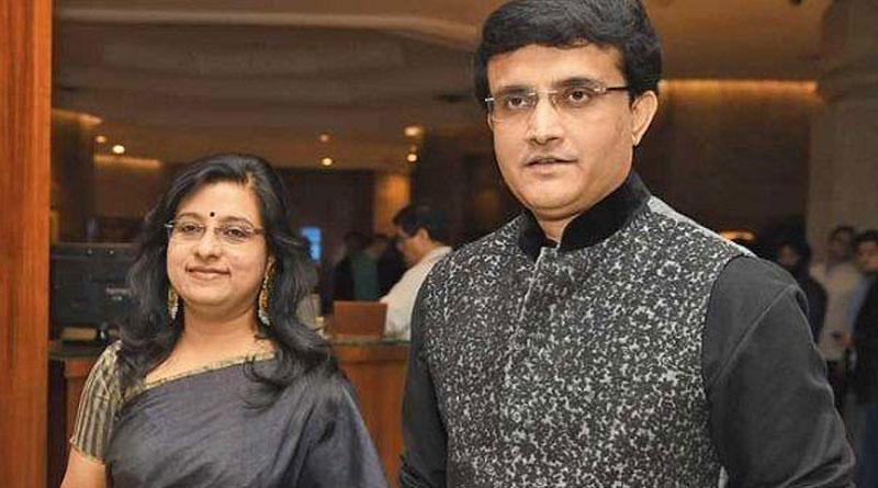 Dona Ganguly starts celebration of husband Sourav Ganguly's birthday | Sangbad Pratidin