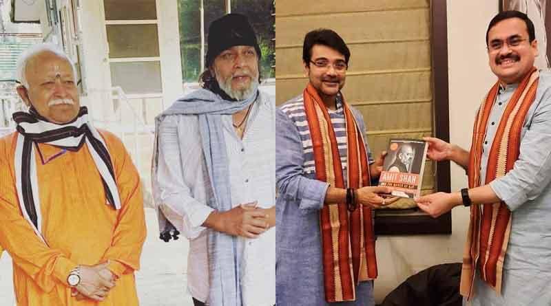 Prosenjit Chatterjee speaks about BJP joining rumor | Sangbad Pratidin