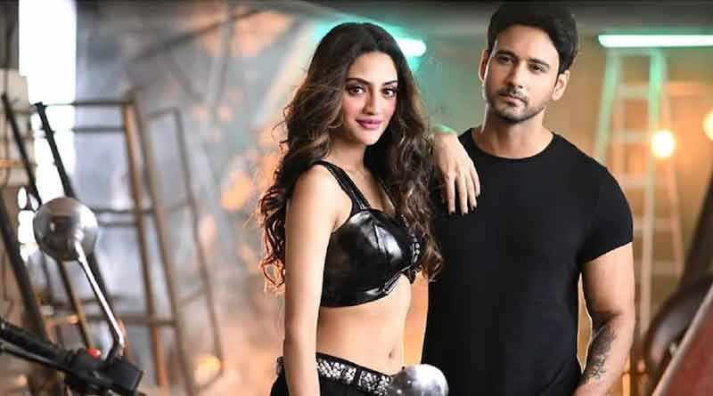 Nusrat Jahan and Yash Dasgupta tags each other in Instagram post | Sangbad Pratidin