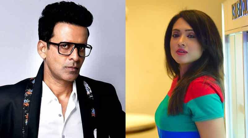 Actress Rii Sen in Manoj Bajpayee starrer hindi movie   Sangbad Pratidin
