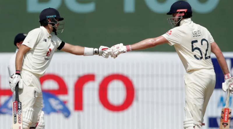 India vs England Chennai Test 1st day match report | Sangbad Pratidin