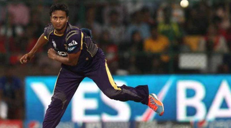 Crisis over as Shakib Al Hasan arrives in India for IPL 2021 | Sangbad Pratidin