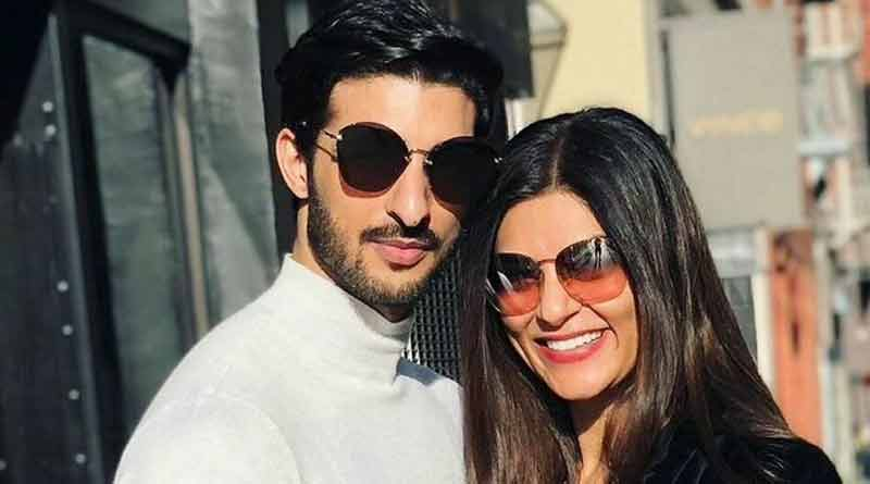 Sushmita Sen posted cryptic note on relationships, fans wonder if Rohman Shawl and she have split | Sangbad Pratidin
