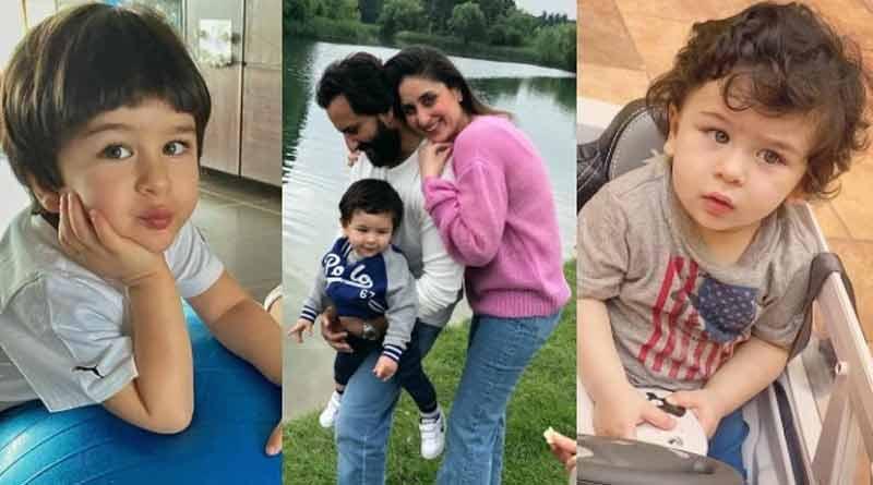 Trolled Taimur Ali Khan soon after Kareena gave birth to her second child | Sangbad Pratidin