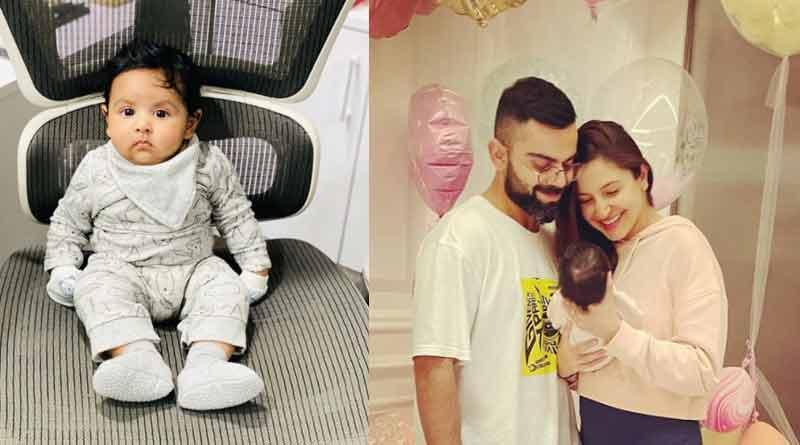 Bizarre! Youtube content creators photoshped Raj Chakraborty and Yuvaan's pic claims it as Virushka's daughter Vamika | Sangbad Pratidin