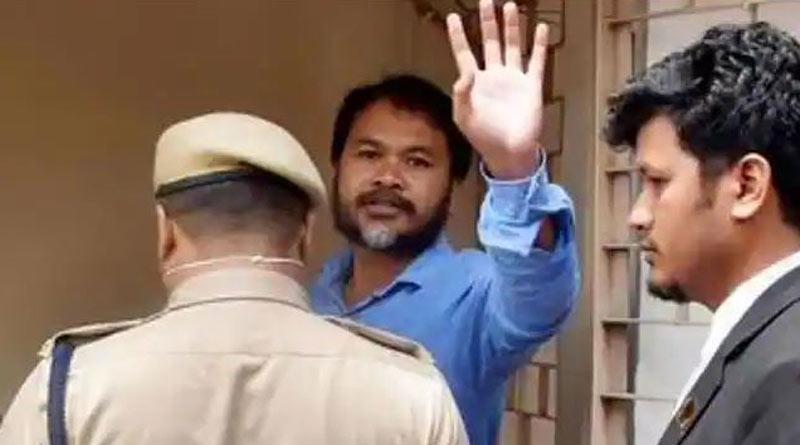 Jailed Assam activist Akhil Gogoi alleges torture in custody   Sangbad Pratidin