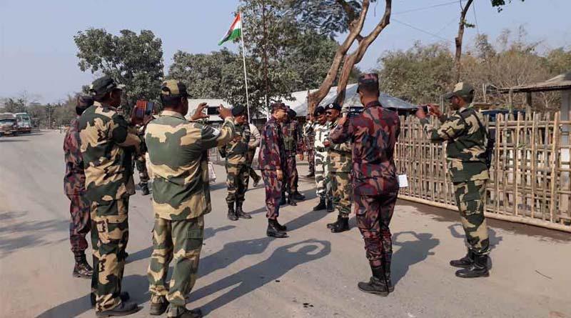 Feud erupts between BGB and BSF at India-Bangladesh border | Sangbad Pratidin