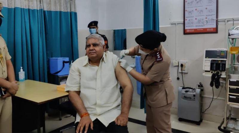 Dhankhar-vaccine