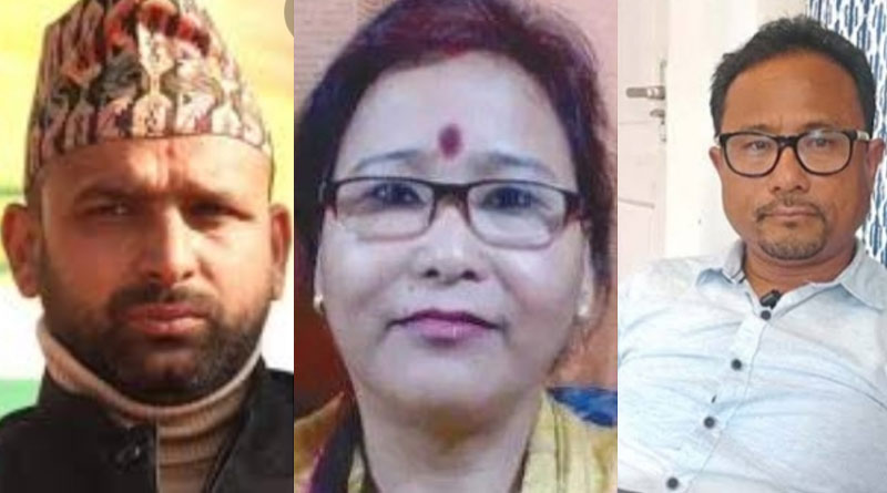 WB Assembly Election 2021: GJM from Binay Tamang group announces 3 candidates |Sangbad Pratidin
