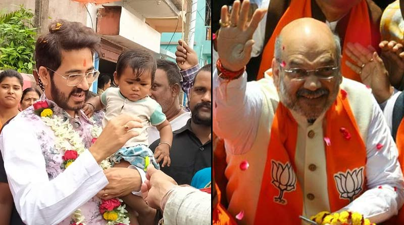 Amit Shah will start election campaign from Kharagpur Sadar on behalf of BJP Candidate Hiran Chatterjee from Sunday |SangbadPratidin