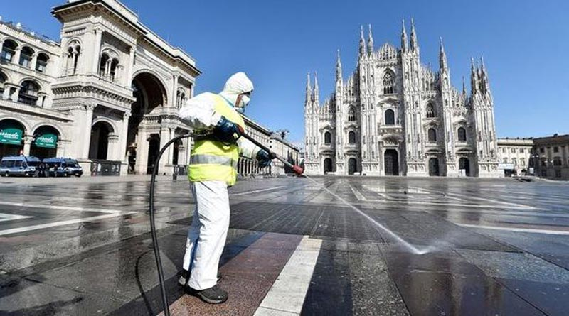 Germany declares a Covid 'third wave' has begun; Italy set for Easter lockdown | Sangbad Pratidin