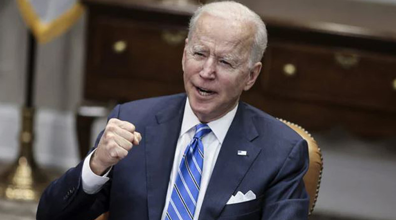 CDC announced they are no longer recommending that fully vaccinated people need to wear masks, tweeted biden | Sangbad Pratidin