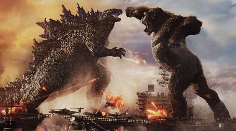 'Godzilla vs Kong' is creating a buzz in box office | Sangbad Pratidin