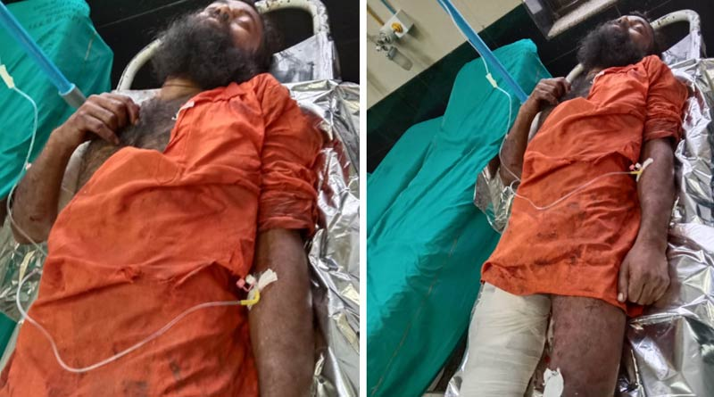 The injured person by lion at New Alipur Zoo is basically animal lover |Sangbad Pratidin