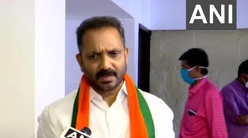 ISIS targeting Hindu, Christian girls in Kerala, BJP leader K Surendran says | Sangbad Pratidin